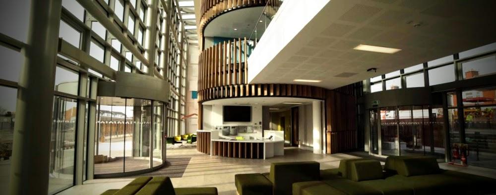 Cardiff University MEG lab