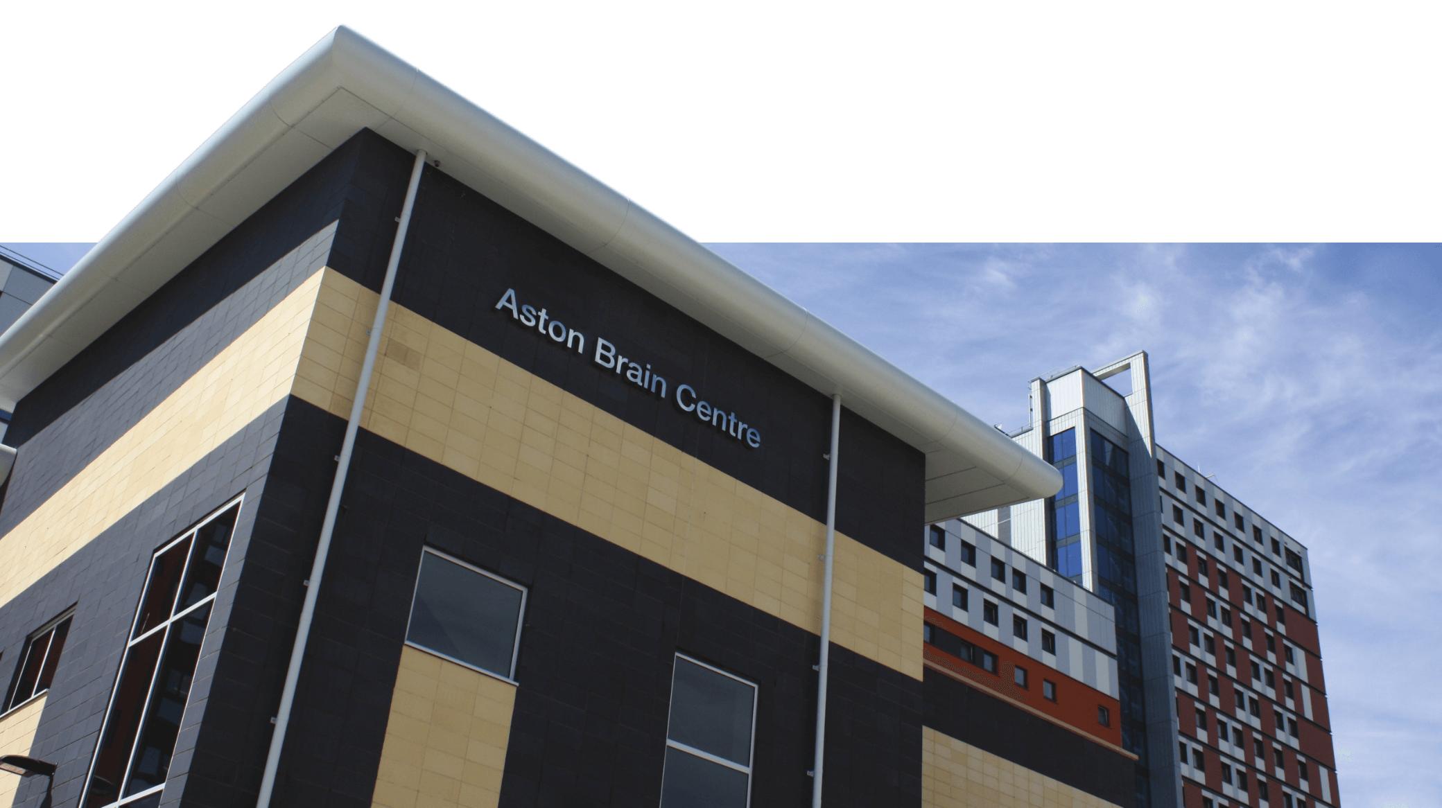 Aston University MEG lab