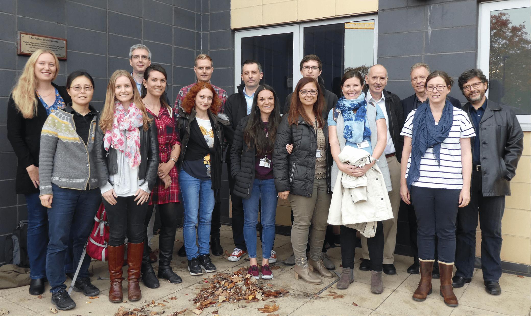 Aston University MEG team